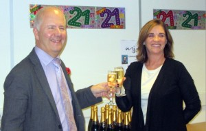 Jefferies Solicitors celebrates 21st birthday