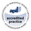 Apil accredited practice badge
