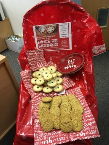 Mince Pies for Headway