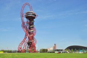 Arcelormittal Orbit, Olympic Park